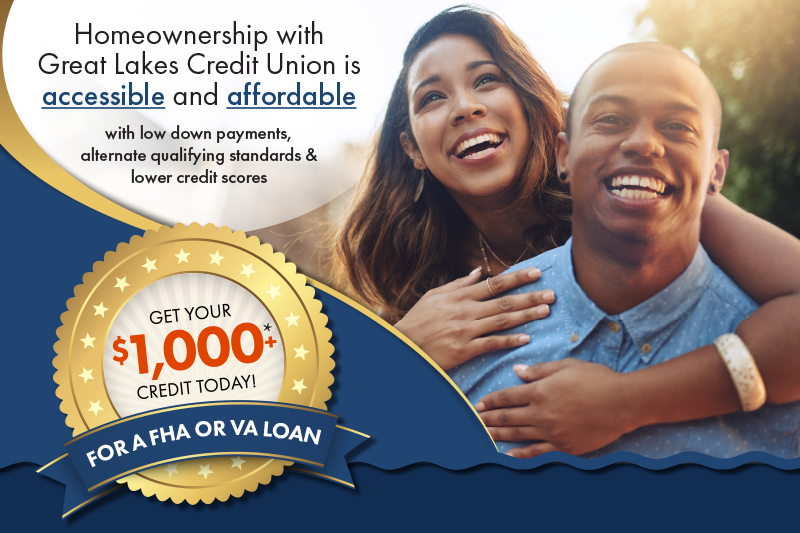 Mortgages | Great Lakes Credit Union